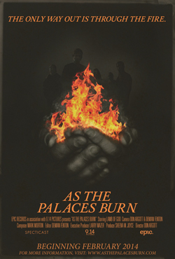 'As The Palaces Burn'