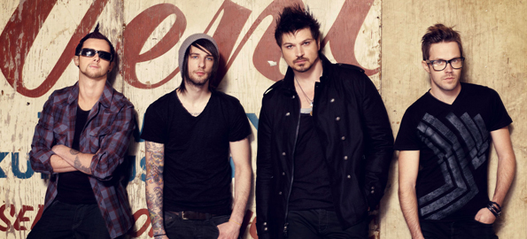 Adelitas Way To Release 'Stuck' On July 29th, Three Instant Track Downloads With Pre-Order