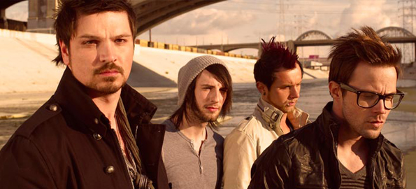 Adelitas Way To Release New EP March 17th, Band Currently Co-Headlining SnoCore Tour With Flyleaf