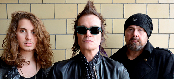 CALIFORNIA BREED: Glenn Hughes On Breathing Life Into His Latest Project!