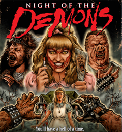 'Night of The Demons' - A Classic!
