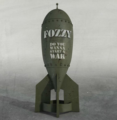 Fozzy - 'Do You Wanna Start A War?'