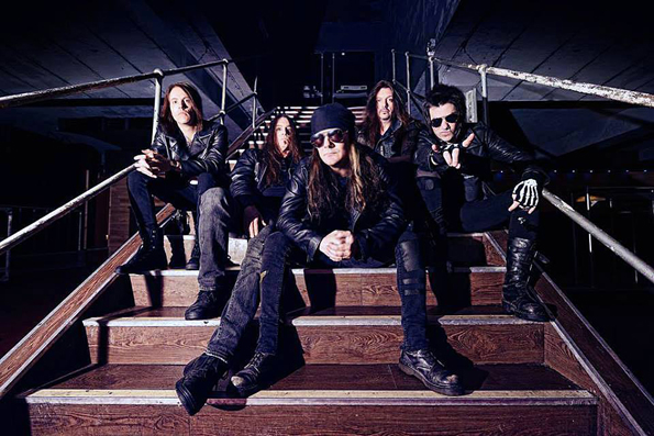 Skid Row: Still one of the hardest rockin' bands in the business!