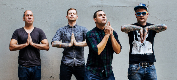 Alien Ant Farm To Release Exclusive EP 'EP Phone Home' At Tour Stops