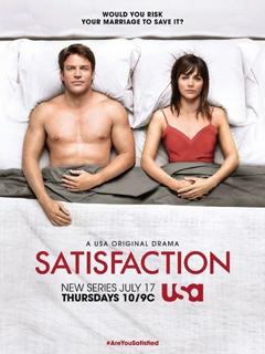 USA's 'Satisfaction'