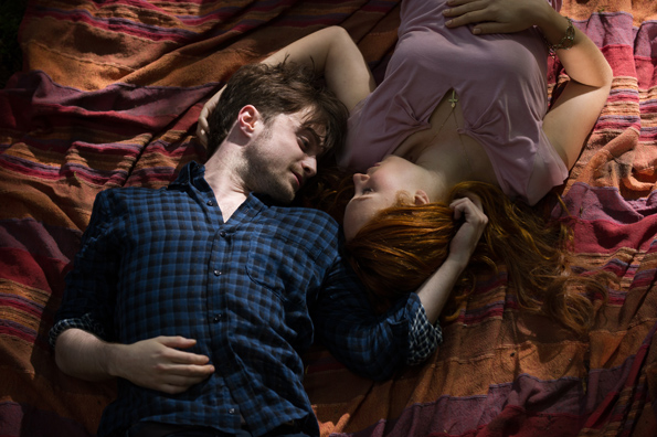 Daniel Radcliffe and Juno Temple shine in 'Horns'