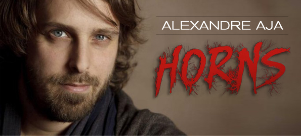 Alexandre Aja Discusses His Career and Bringing Joe Hill's 'Horns' To The Screen!