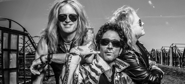 REVOLUTION SAINTS: Jack Blades On His Career And Latest Music Endeavor!