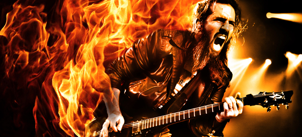 "LIVIN' THE DREAM: Ron ""Bumblefoot"" Thal Talks Career, New Solo Album & More!"