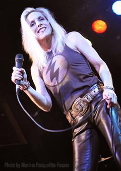 Cherie Currie: Still rockin' the stage!