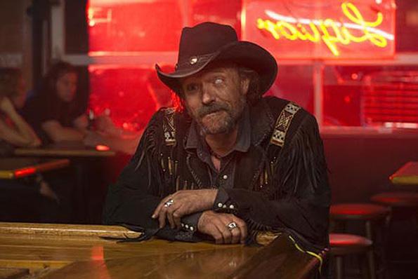 "Master of Disguise: John Pyper-Ferguson as ""Wild Joe""  in 'Wolves'"