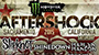 MONSTER ENERGY AFTERSHOCK FESTIVAL 2015: Artist Lineup Announced!