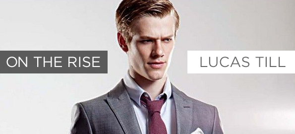ON THE RISE: Lucas Till On His Role In 'Bravetown,' His Evolution And More!