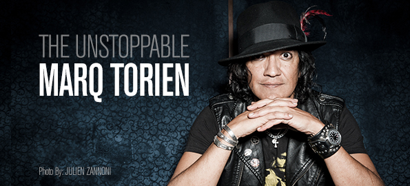 UNSTOPPABLE: Bulletboys' Marq Torien Talks Life, Career And New Album!