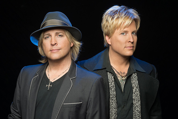 "Matthew and Gunnar Nelson Ring In The Holidays With ""Christmas with the Nelsons"""