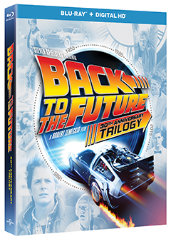 'Back To The Future' 30th Anniversary Trilogy
