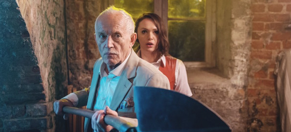 LANCE HENRIKSEN: The Iconic Actor Talks 'Stung,' The Movie Industry & More!