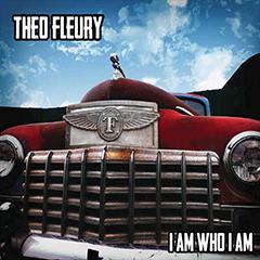 Theo Fleury's 'I Am Who I Am'