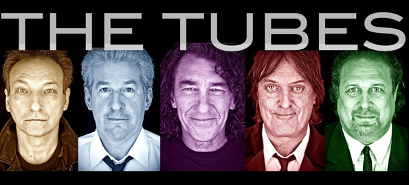 ZERO DISTORTION: Fee Waybill Discusses The 40th Anniversary of The Tubes!