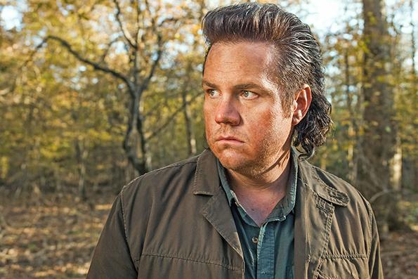 """Josh McDermitt as Eugene Porter on """"The Walking Dead"""""""