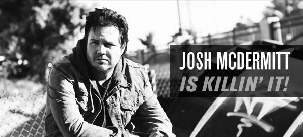 KILLIN' IT: Josh McDermitt On His Career, 'The Walking Dead' And Giving Back!
