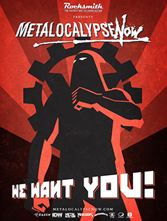 Metalocalypse Now: Social Media Campaign Launched To Bring An End To Dethklok's Story