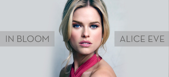 ON THE RISE: Alice Eve On The Making of 'Before We Go' and 'Lithgow Saint'