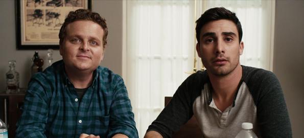 BAD ROOMIES: Patrick Renna, Tommy Savas & Jason Schnell On Their New Film!