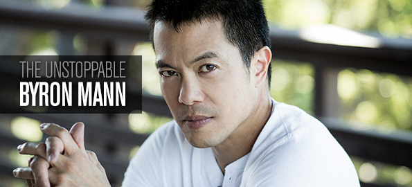 UNSTOPPABLE: Byron Mann Talks Career, 'Hell On Wheels' And 'The Big Short'