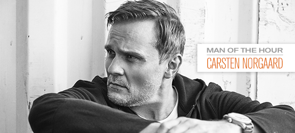 """MAN OF THE HOUR: Carsten Norgaard Talks """"The Man In The High Castle"""""""