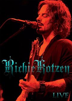 'Richie Kotzen Live'