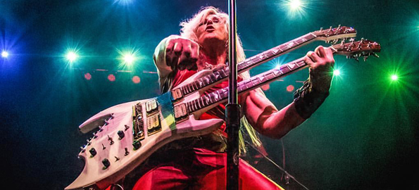 TIME CAPSULE: Lita Ford On Bringing Her New Throwback Album To The Masses!