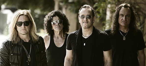 HEAVY CROWN: Vivian Campbell On Crafting Last In Line's Ferocious New Album