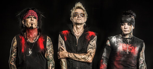 REASON TO RISE: Dj Ashba On Sixx:A.M.'s Creative Evolution and New Album!