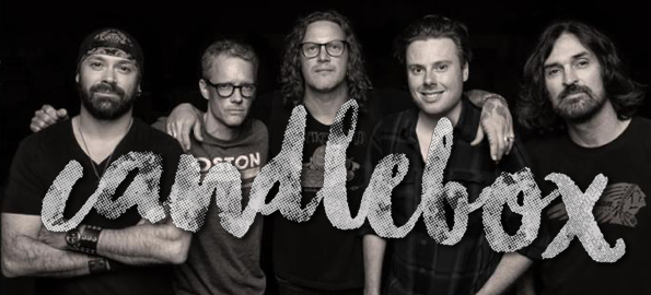 "Candlebox Launches Music Video For New Single ""Vexatious"""