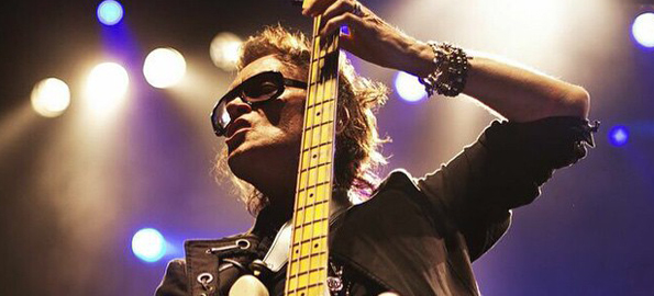 FORCE OF NATURE: Glenn Hughes Talks Life, Longevity And His Bright Future!