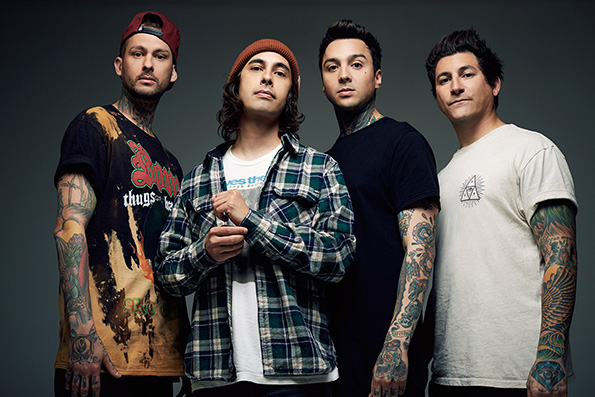 Pierce The Veil - 2016