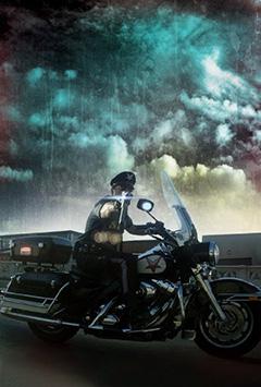 """Kim Coates stars in """"Officer Downe'"""