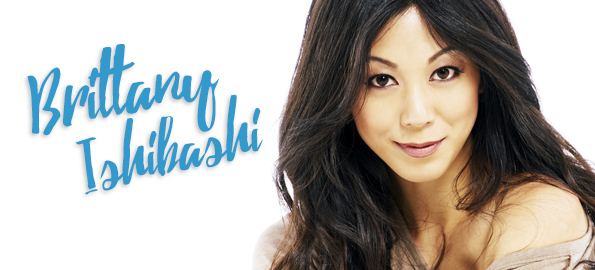 OUT OF THE SHADOWS: Brittany Ishibashi Talks Life, Career and TMNT!