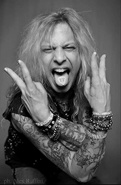 Ted Poley: A Force of Nature