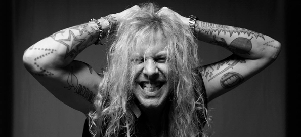 BEYOND THE FADE: Ted Poley On Breathing Life Into His Inspired New Album!