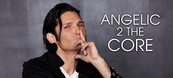 ANGELIC 2 THE CORE: Corey Feldman On His Ambitious Double Album And More!