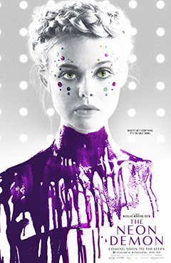 'The Neon Demon' is in theaters now!
