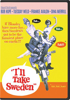 'I'll Take Sweden' from Olive Films