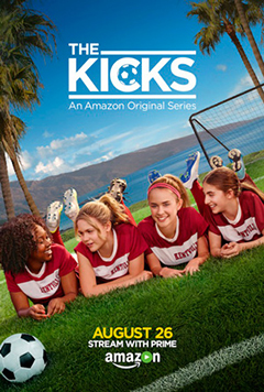 Monica Lacy stars in 'The Kicks'