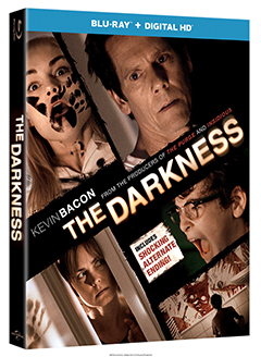 """Enter to win """"The Darkness"""" on Blu-ray!"""