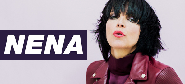 99 Luftballons Over America: Nena On Her Influences, Longevity And First U.S. Tour!
