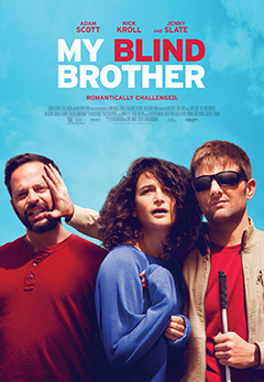 """Sophie Goodhart's """"My Blind Brother"""""""