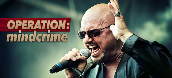 Operation: Mindcrime's Geoff Tate Talks Life, Career and Powerful New Album!