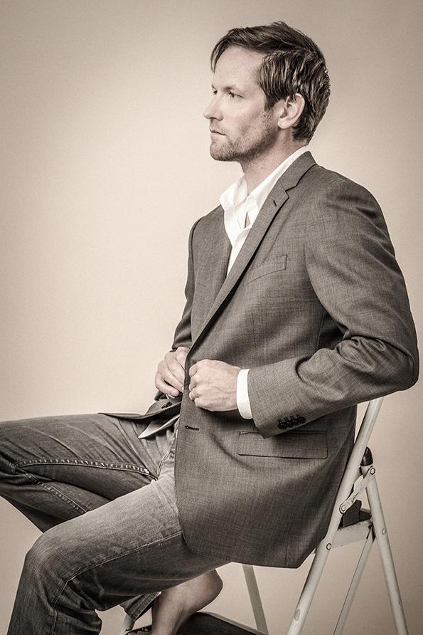 Matt Letscher - Photo by Bobby Quillard